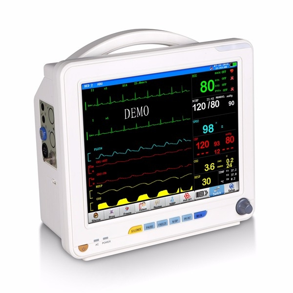 12.1″ Patient Monitor S8000